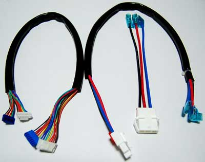 Wire harness battery cables manufacturer, exporter India on